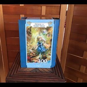 New in Box 300 Piece EZ GripPuzzle AIW
